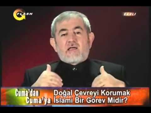 Her Müslüman Çevre Bilincine Sahip Olmakla Mükelleftir