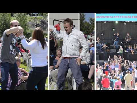 Watch video Down Syndrom: Morodalfestivalen 2014