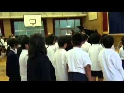 三津屋小学校 心から心へ