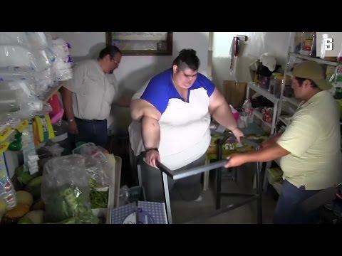 Mexiko: Schwerster Mann der Welt muss auf Diät
