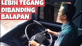 Video Fitra Eri Learn to drive and maneuvre a big bus. Mercedes-Benz OH 1836 30-seater. MP3, 3GP, MP4, WEBM, AVI, FLV Oktober 2018