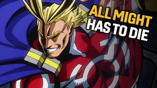 Is All Might Going to Die Before My Hero Academia Ends? by Comicbook.com
