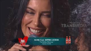 Video KONSER SLANK IN LOVE   TERLALU MANIS Feat SOPHIA LATJUBA MP3, 3GP, MP4, WEBM, AVI, FLV Juli 2018