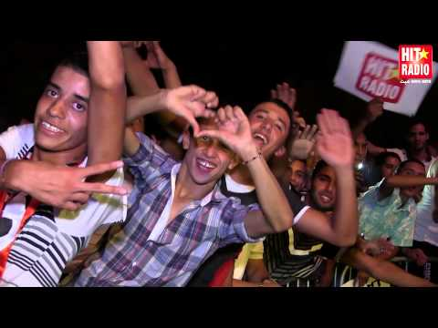Reportage Live Cheb Bilal au Festival Rai d'Oujda 2014 avec HIT RADIO