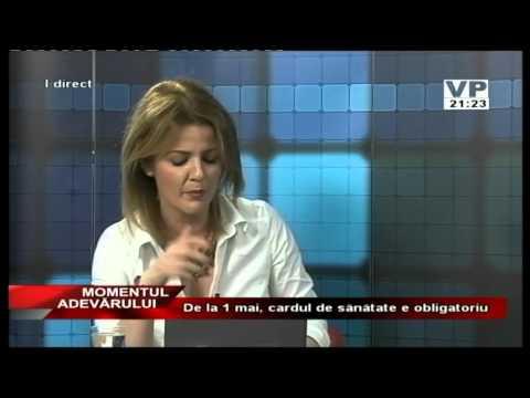 Emisiunea Momentul Adevărului – Călin Tiu – 27 aprilie 2015