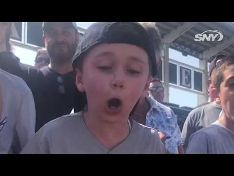 Video: This kid Yankees fan reaction to the Machado/Padres deal is priceless!