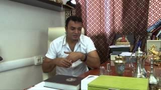 Победитель битвы экстрасенсов Мехди отвечает на вопросы. Часть 3 — Вафа Мехди Эбрагими — видео