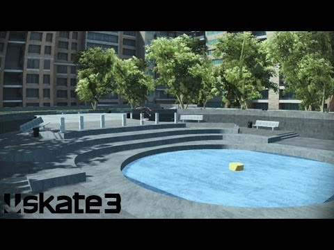 Greatest Skate 3 Parks Of All Time - LOVE Park