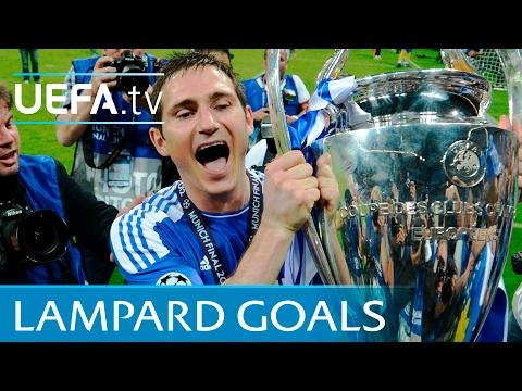 Frank Lampard: Six great goals