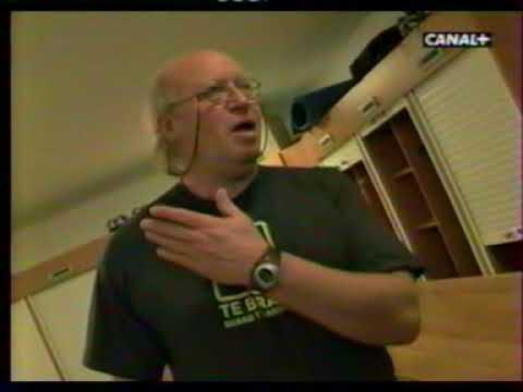 [reportage] José Touré rencontre Daniel Leclercq - saison 2007/2008 (Canal+)