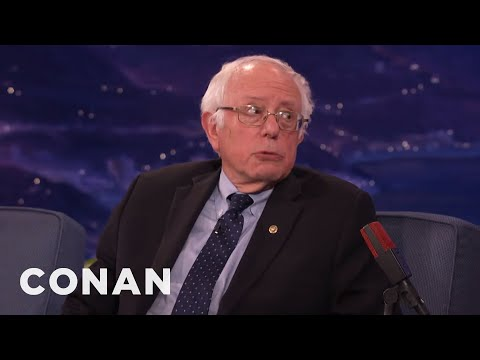 Watch Bernie Sanders Go off on a Rant about How 'Delusional and Insane' Donald Trump's Tweets Are