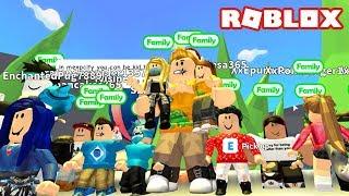 ADOPTING EVERY KID IN ROBLOX (999,999+ KIDS)