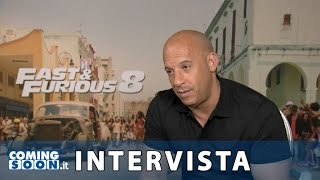 Nonton Fast And Furious 8  Intervista Esclusiva Di Coming Soon A Vin Diesel Film Subtitle Indonesia Streaming Movie Download