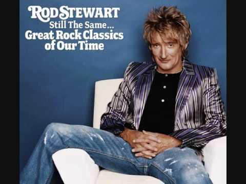 Rod Stewart - It's A Heartache lyrics