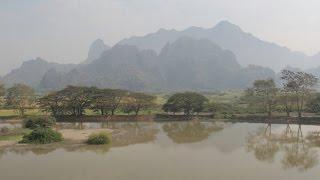 Mawlamyine Myanmar  City pictures : Mawlamyine et autour de Hpa An, Myanmar (HD)
