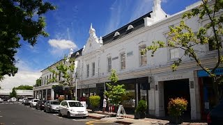 Stellenbosch South Africa  city pictures gallery : Stellenbosch - The Capital of Cape Winelands in South Africa