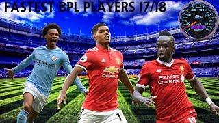Video Os 10 melhores jogadores BPL mais rápidos 17/18 registros de velocidade oficiais da BPL MP3, 3GP, MP4, WEBM, AVI, FLV Maret 2018