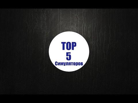 Топ 5 игры в жанре симулятор