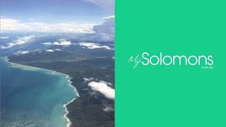 My Holiday Centre Team visits The Solomon Islands
