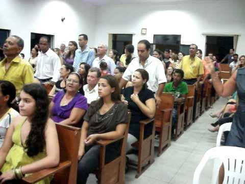 1ª Igreja Batista de Itarantim -- Em Conferências - Culto da Centésima Ovelha - P2