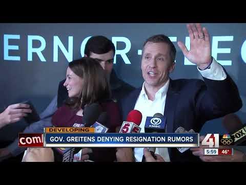 Gov. Eric Greitens's spokesman denies resignation rumors