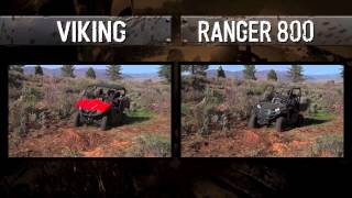 10. Yamaha Viking vs Polaris Ranger 800