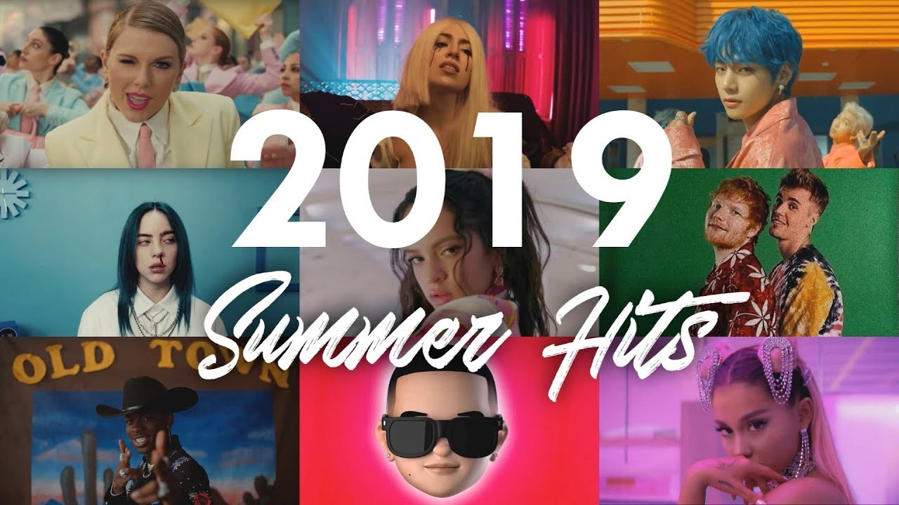 SUMMER HITS 2019 | Mashup +50 Songs | T10MO - YouTube