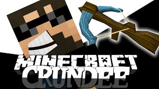 Minecraft: CRUNDEE CRAFT | THE BURNING TREE?! [19]