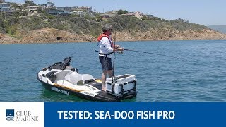 4. Tested: Sea-Doo Fish Pro