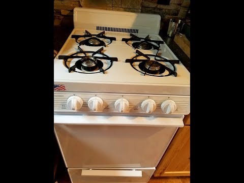 Converting A Natural Gas Stove To Propane