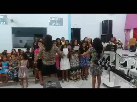 Grupo AGAPE em Buritirama-BA  2012