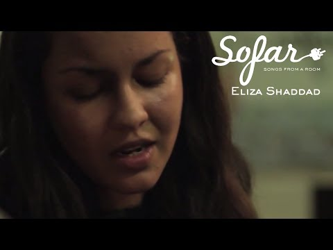 Watch Eliza Shaddad perform 'Waters'