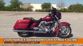6. Used 2009 Harley Davidson Street Glide for sale in Jacksonville FL