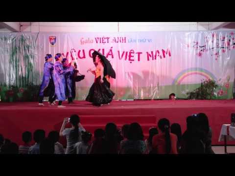 Gala xuân Việt Anh 2015 - Trống cơm