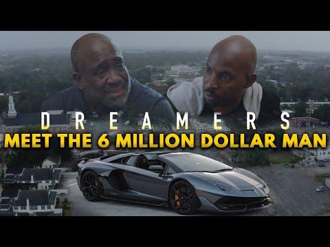 Meet the 6 MILLION Dollar Man   DREAMERS Ep.1