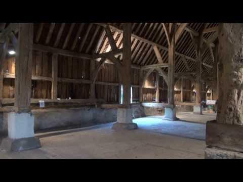 Harmondsworth Barn 25.08.13