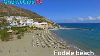Dronevideo / Luchtvideo Fodele Kreta - GriekseGids.TV
