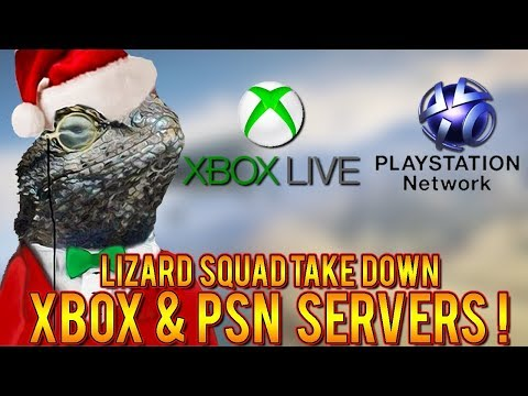 LIZARD SQUAD ATTACKING PSN SERVERS?! HUGE DDOS ATTACK!!! (July 12th 2018)