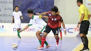 Video Timnas Futsal Indonesia U-20 (4) VS (6) Mataram FC - Friendly Match MP3, 3GP, MP4, WEBM, AVI, FLV Juni 2017