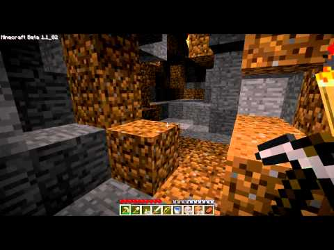 preview-Let\'s Play Minecraft Beta! - 022 - Diamond or Bust! (part 2/4) (ctye85)