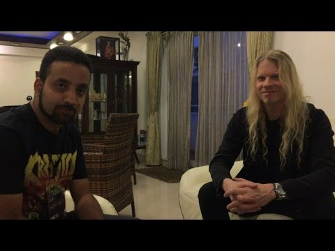 JEFF LOOMIS on Upcoming Arch Enemy, Solo Album, Conquering Dystopia Album & Nevermore (2016)