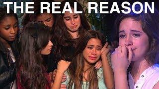 Video the ONLY REAL reason Camila Cabello left Fifth Harmony MP3, 3GP, MP4, WEBM, AVI, FLV September 2018