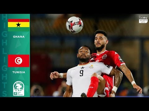 HIGHLIGHTS: Ghana vs Tunisia