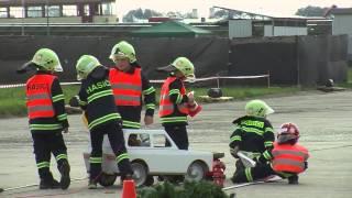 Dny NATO 2014 - hasičská Lvíčátka