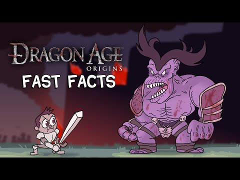 Facts - Yungtown is here with your Dragon Age: Origins Fast Facts! Subscribe for more Lore http://bit.ly/MoarLore See what's next on Maker.TV ▻ http://mker.tv/Lore Follow us on Twitter: https://twitter.c...