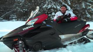 9. TEST RIDE: 2015 Yamaha Vector LTX