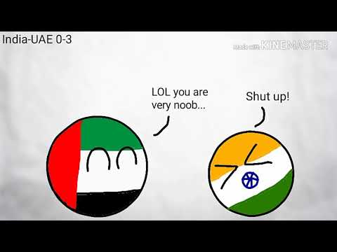 Asian cup 2023 In CountryBalls Group Stage [Not Real]