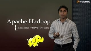 Hadoop Tutorial: Intro To HDFS