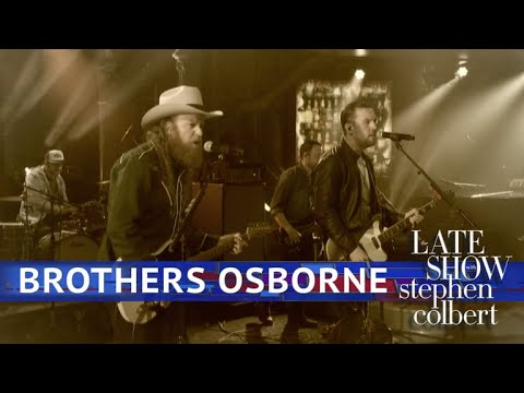 Brothers Osborne Perform 'Shoot Me Straight'