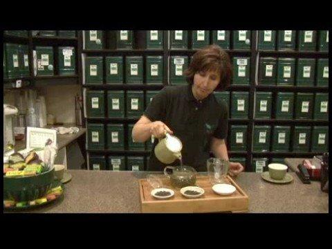 Jak připravovat zelený čaj
